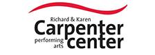 Carpenter Performing Arts Center logo